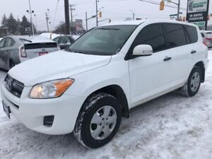 2012 Toyota RAV4 FWD l No Accidents l Bluetooth