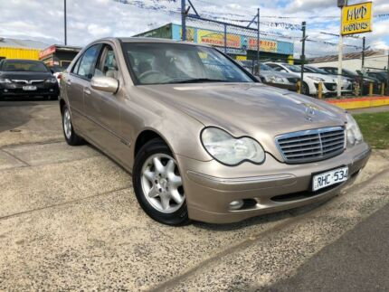 2001 Mercedes-Benz C200 Sedan rego rwc Dandenong Greater Dandenong Preview