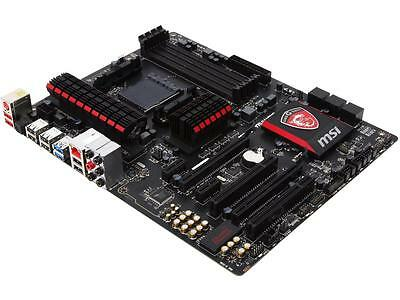 MSI 970 Gaming AMD 970 AM3+/AM3 DDR3 SATA 6Gb/s USB 3.0 ATX AMD MB (970 GAMING)