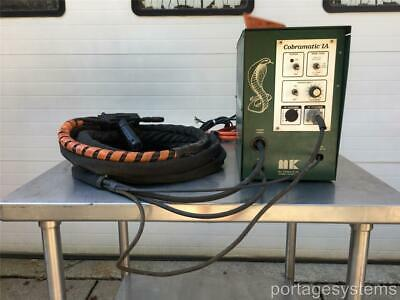 Mk Products Cobramatic Ia Push-pull Wire Feeder Mig Welder Miller Lincoln