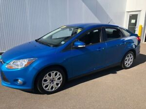 2012 Ford Focus SE Low kms and great price