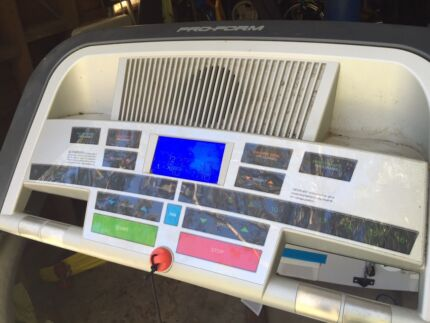 Proform 6.5x treadmill.  Moving house - must be sold Bilgola Pittwater Area Preview