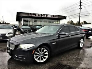 2014 BMW 5 Series 528i xDrive|NAVI|SUNROOF|CLEANSUNROOF|