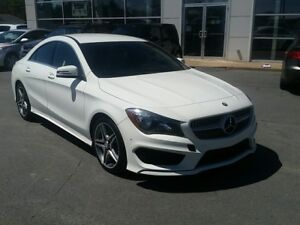 2014 Mercedes-Benz CLA-Class AWD. AMG alloys. Low millage. Wa...