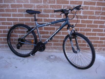 Grey Aluminium Mountain Bike Kingsford Eastern Suburbs Preview