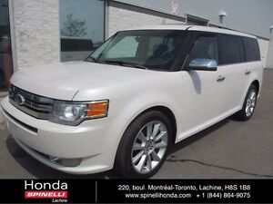 2011 Ford Flex Limited AWD LEATHER ROOF NAVI