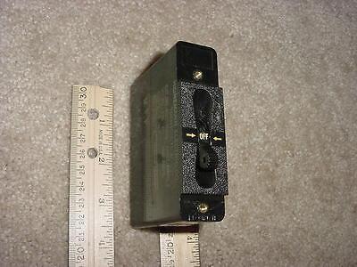 Aircraft Parts Circuit Breaker Am1510m6-15a 115v 60hz