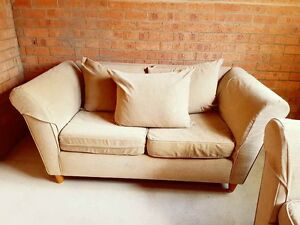 2 sofa's @ 100 only comes with 4 cusions Hurstville Hurstville Area Preview