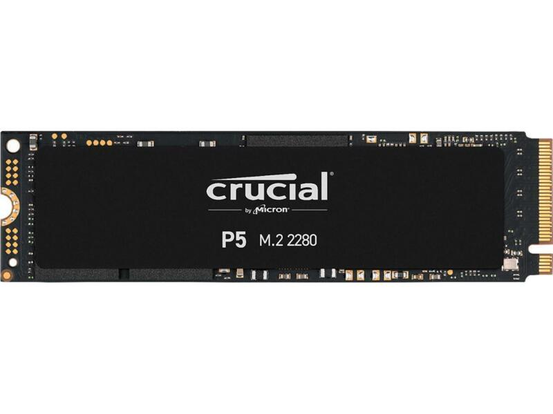 Crucial P5 1TB 3D NAND NVMe Internal SSD, up to 3400 MB/s - CT1000P5SSD8