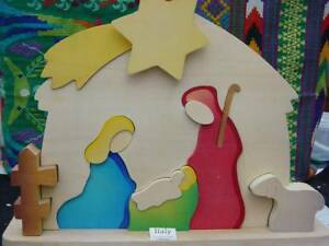 INTERNATIONAL CHRISTMAS NATIVITY EXHIBITION Watson North Canberra Preview