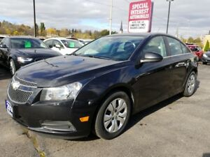 2014 Chevrolet Cruze 1LT CLEAN CAR PROOF !!  ONE OWNER !!