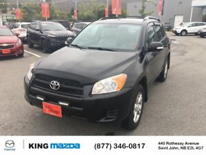2010 Toyota RAV4 Base 4WD..AUTO...CRUISE...POWER GROUP...MVI THR