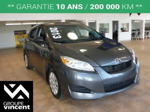 2013 Toyota Matrix **ANTIPATINAGE**