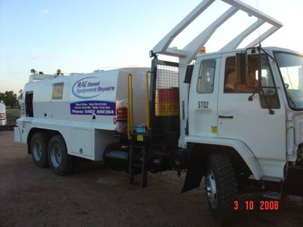 Fuel Truck 11000 litre for hire