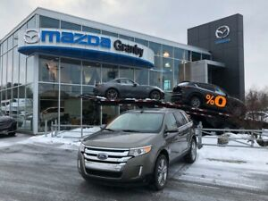 2013 Ford Edge AWD* LIMITED*GPS*TOIT PANO*CUIR*HAYON ELECT*