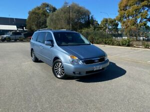 2012 Kia Grand Carnival VQ MY13 Platinum Blue 6 Speed Sports Automatic Wagon Mile End South West Torrens Area Preview