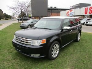 2009 Ford Flex Limited~LEATHER~AWD~ALL POWER OPTIONS~CERTIFIED