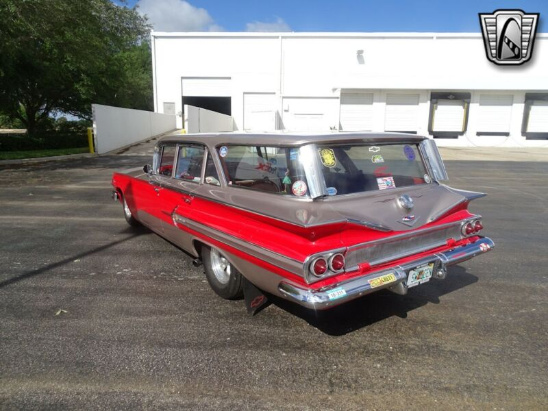 Image 6 Voiture American classic Chevrolet Nomad 1960