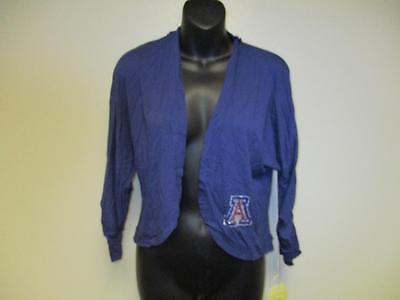 Neu Arizona Wildcats Damen GRÖSSE S Designer Bolerojacke Meesh & Mia