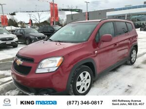 2012 Chevrolet Orlando LT 7 PASS..4 CYL..NEW MVI..AUTO..AIR..AFF