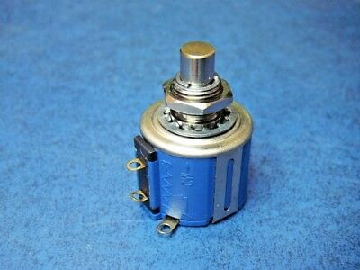 Bourns Hybritron 3541h-1-102 Precision 1000 Ohm Linear Potentiometer 10 Turn Pot