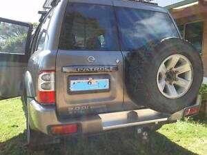 2003 Nissan Patrol Wagon ST-L luxury edition Cowaramup Margaret River Area Preview