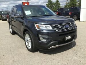 2017 Ford Explorer Limited | Accident Free | Winter Tires,Rims,S