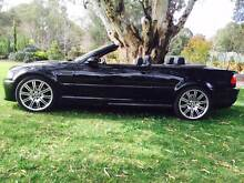 2006 BMW M3 Convertible Greenwith Tea Tree Gully Area Preview