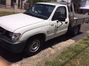 Toyota hilux ute pls coll this  Berala Auburn Area Preview