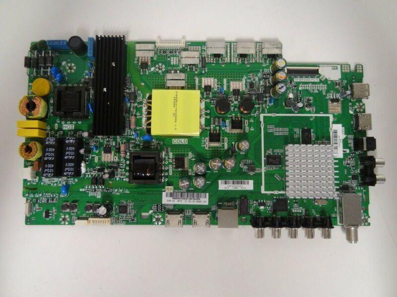 VIZIO E48-C2 MAIN BOARD/POWER SUPPLY 755.00W01.E002 TP.MT5580.PC76