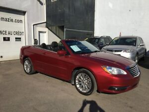 2011 Chrysler 200 Touring Convertible etat impeccable doccasion