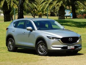 2017 Mazda CX-5 KF4WLA Maxx SKYACTIV-Drive i-ACTIV AWD Sport Silver 6 Speed Sports Automatic Wagon Murray Bridge Murray Bridge Area Preview
