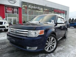 2011 Ford Flex LIMITED/4X4/7 PASSAGERS/BLUETOOTH