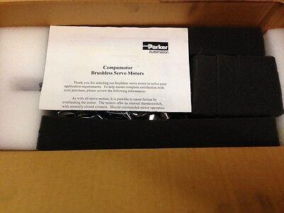 Parker Compumotor Brushless Servo Motor N0922jr-nmsn