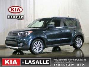2017 Kia Soul EX+ //  Camera // Mags // Cruise // Sieges Ch. //
