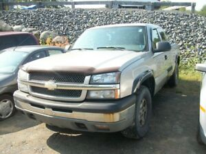2004 Chevrolet Silverado 5.3L 4X4.... PERFECT PLOW TRUCK