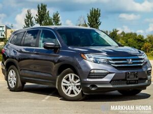 2017 Honda Pilot V6 LX 6AT AWD - BACKUP CAMERA|HEATED SEATS|KEYL