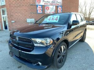 2011 Dodge Durango R/T/5.7 HEMI/4WD/ONE OWNER/NO ACCIDENT/CERTIF