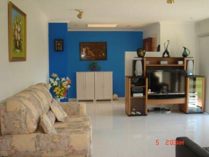 A comfortable, clean and quiet house with all the conveniences