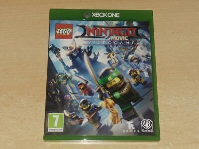 Lego The Ninjago Movie Videogame Xbox One **FREE UK POSTAGE**
