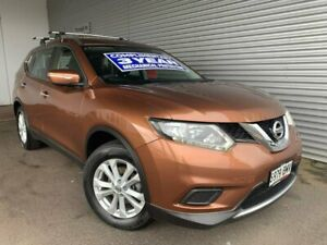 2016 Nissan X-Trail T32 ST Brown Constant Variable SUV Pooraka Salisbury Area Preview