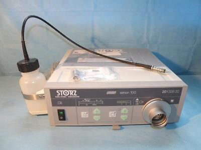 Storz Xenon 100 Video Flexible Endoscope Light Source Model 201326-20
