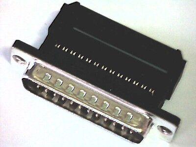 Sub-D-Stecker 25pol Schneidklemm für Flachkabel