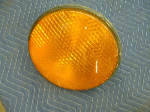 """12"""" Yellow LED Dialight Traffic Light  Replacement 4333230-001"""
