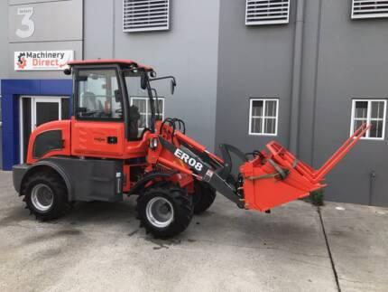 Everun ER08 Wheel Loader NEW Delivery AU 2000kg