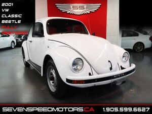 2001 Volkswagen Beetle BEETLE RARE IMPORT|FULLY RESTORED|TOP SHA