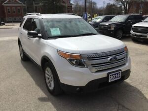 2014 Ford Explorer XLT | 4WD | One Owner | Bluetooth