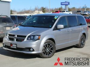2017 Dodge Grand Caravan GT GT | HEATED LEATHER | BACK UP CAM