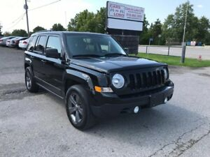 2015 Jeep Patriot Limited High Altitude