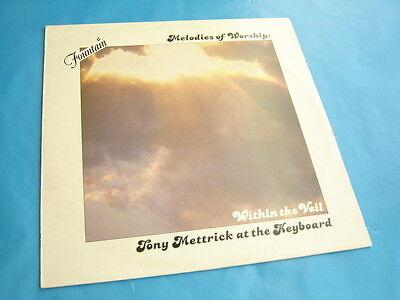 private LP xian pokora TONY METRICK Melodys Of Worship beaumont meets reflection